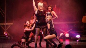 Katie Markham Flashdance